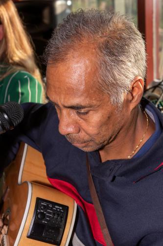 Peter de gitarist